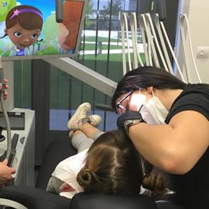 Odlazak zubaru zapravo je igra