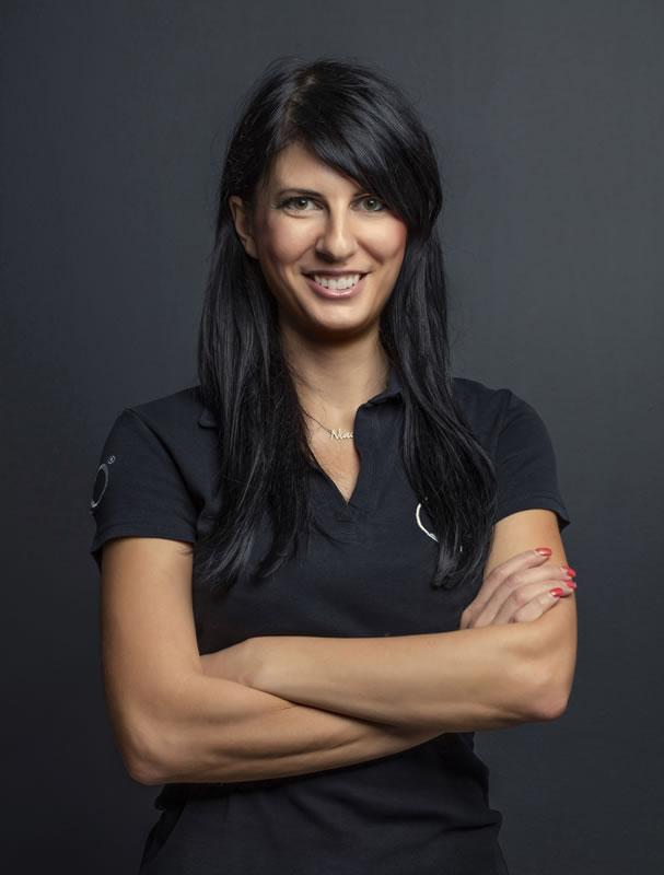 Nikolina Barbarić, dentalni asistent