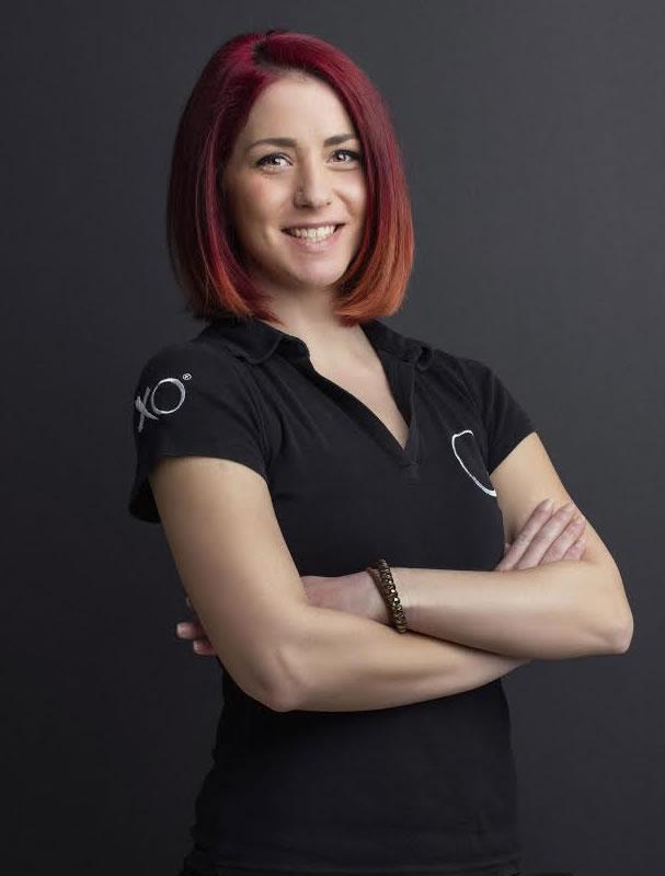 Ana Pinjuh, dentalni asisent